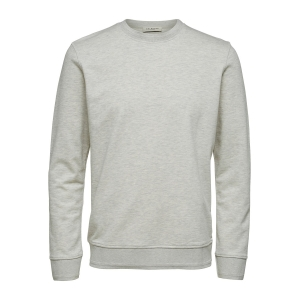 SLHBONO CREW NECK SWEAT W logo